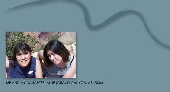 Cathie & Allie